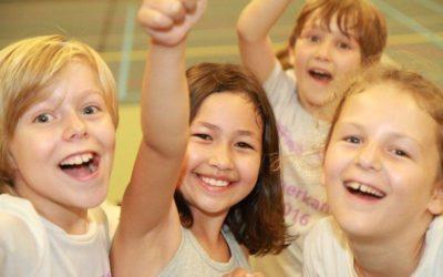 Kinderen vinden het leuk om de MQ scan te doen!
