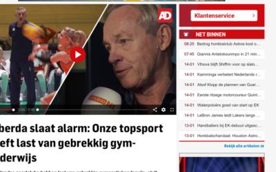 Het Joop Alberda alarm!
